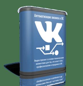 auto business vk box one